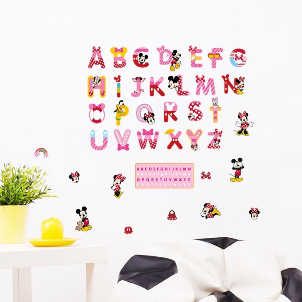 online get cheap moderne mickey maus -aliexpress.com   alibaba group - Minnie Mouse Kinderzimmer Deko