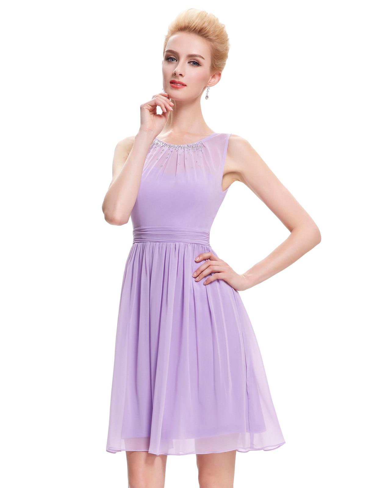 Pas cher lavande de demoiselle d 39 honneur robes achetez des lots petit prix pas cher lavande de - Pied de lavande pas cher ...