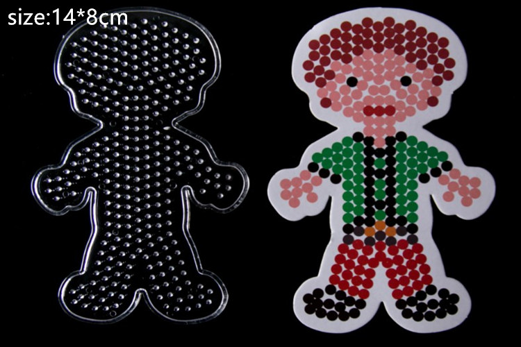 5mm hama beads small template c10