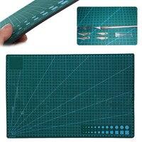1pc PVC Green A3 Cutting Mat Eco Friendly Double Sided Self Healing Cutting Plate Pad DIY