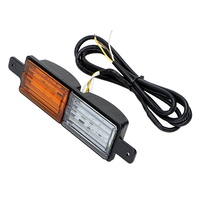 Car Truck Lorry Side Lamp Waterproof 30 LED 12 24V Signal Flashing Super Bright Warning Light