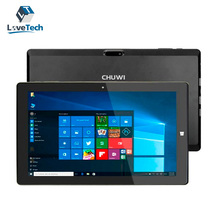 Hi10 Cereza Z8300 Trail Quad Core de 10.1 Pulgadas de Chuwi Tablet 4 GB RAM 64 GB ROM 6600 mAh Batería 2.0MP + 2.0MP Windows10 + Android5.1