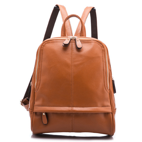 2016 NEW fashion backpack women backpack Leather school bag women Casual style ALW06