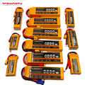 RC LiPo батарея 3S 11,1 V 3000mAh 3300mAh 3500mAh 4200mAh 5000mAh6000mAh 25C 35C60C для RC квадрокоптера вертолета дрона автомобиля LiPo 3S