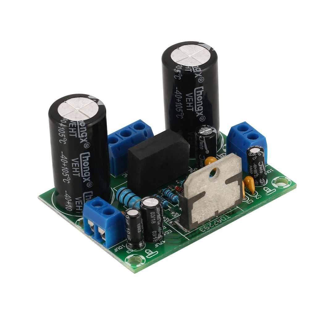 Интеллектуальные электронные TDA7293 100 W Ultra мощный источник питания 12 32 V моно плиты