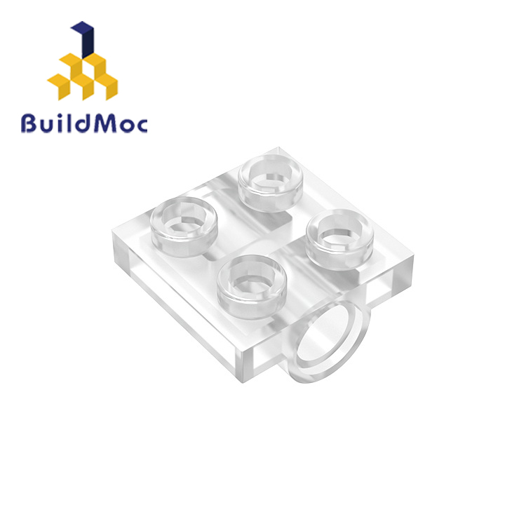 BuildMOC Compatible Assembles Particles 2817 2x2 For Building Blocks Parts DIY LOGO Educational Creative Gift Toys