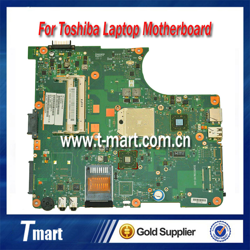 все цены на  100% working laptop motherboard for toshiba L350D V000148150 6050A2175001-MB-A02 system mainboard fully tested  онлайн