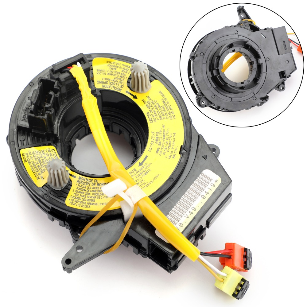 Areyourshop Car Spiral Cable Clock Spring Air Bag OEM BP4K-66-CS0 For <font><b>Mazda</b></font> <font><b>3</b></font> 2004-2009 2005 <font><b>2006</b></font> 2007 Car Auto Accessories image