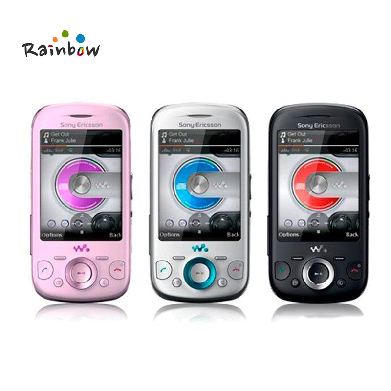W20 Sony Ericsson Zylo W20i Original Unlocked mobile phone 3