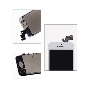 Image 4 - EFaith Complete LCD Full Assembly Display or  Screen for iPhone 7 5G 5S 5C or for iphone 6 6s with Home Button and Front Camera