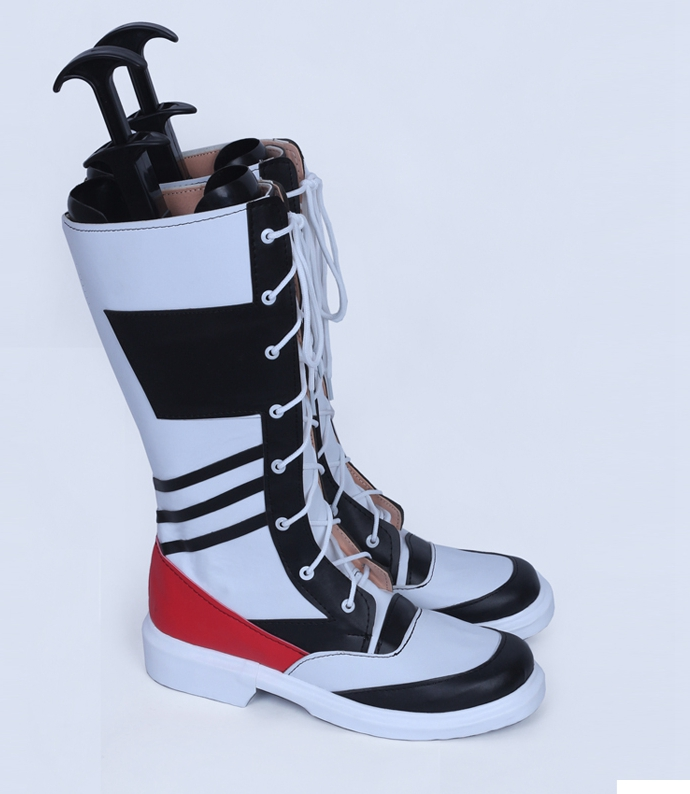 41b2db0c45a Batman Suicide Squad Harley Quinn male version cos Cosplay Shoes Boots shoe  boot  NT06 Halloween Christmas-in Shoes from Novelty   Special Use on ...