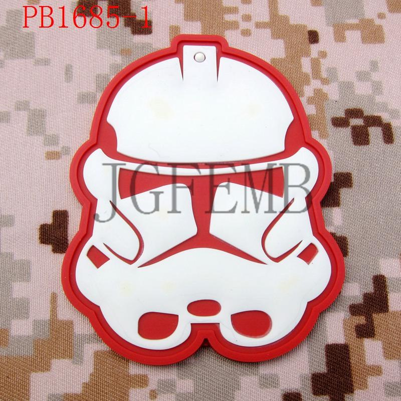 Legiun BARU Imperial clone Troopers Logo 3D PVC - Seni, kerajinan dan menjahit - Foto 5