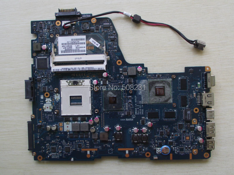 Wholesale K000109860,LA-6062P for Toshiba satellite A660 A665 motherboard,100%Tested and guaranteed in good working condition!!