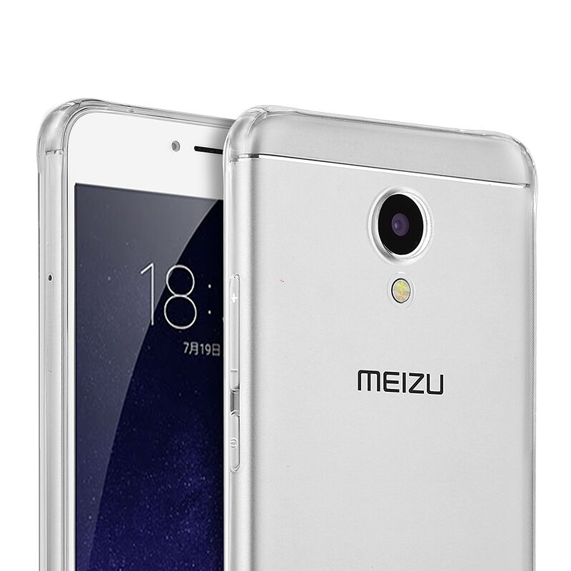 Meizu MX6 case silicon meizu mx6 case soft back premium 5.5 inch meizu mx 6 cases cover ultra clear thin coque