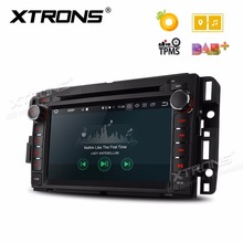 7″ Android 8.0 OS Car DVD Multimedia for Chevrolet Equinox 2005-2009 & Impala 2006-2012 & Tahoe 2007-2014 with 4GB RAM 32GB ROM