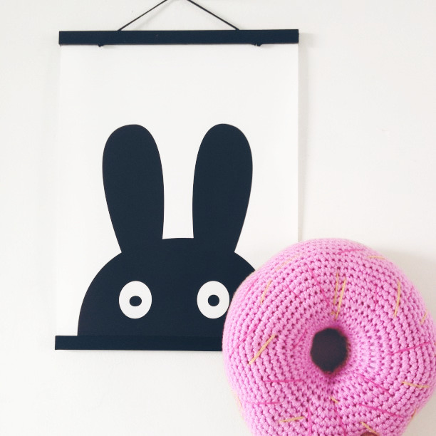 Cotton Knit Donuts Pillow Multi Colors Kids Cute Cartoon Cushion Baby Room Decor Soft Toys Newborn Bed Doll Children Gifts 1pcs