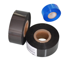black color Width 30mm length 100m coding foil for the industry of food and pharmacy