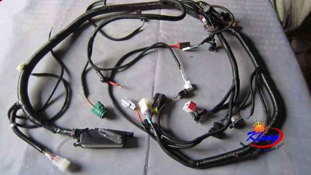 huaihai 800cc fuel injection engine wire harness for buggy engine wiring harness headlight wiring harness