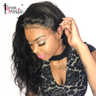 360 Lace Frontal Body Wave Closure Brazilian Hair Lace Frontal 360 Closure Human Hair Pre Plucked Remy Natural Black Ever Beauty