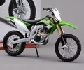 Limited Edition 1/12 Diecast Mini Motorcycles Model Toys Kawasaki KX450F Diy Assembly Motorbike Toys For Children