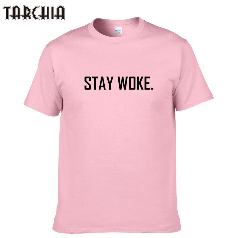 TARCHIA 2019 new fashion summer tops tees men short sleeve boy casual homme tshirt t shirt plus arrived stay work t-shirt cotton