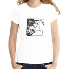 Fashion Style  Short Sleeve Harry Styles Album Crew Neck Womens T Shirts