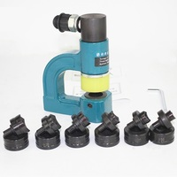 SYD 32F Split type Hydraulic cable bridge hole puncher 10 32mm 2.5mm below 6 tons of output