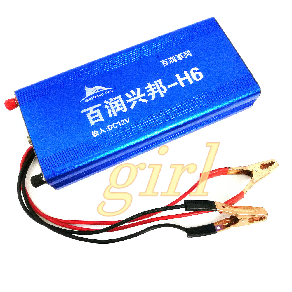 2019 New Multifunctional Intelligent Inverter Head High Power and Power Saving 12V Electronic Boost Converter