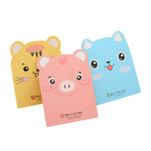 20pcs/pack Haped Pig Student Notepad Students Like Good For Taking Notes And For Gifts 20pcs rtl8111c good prices and quality