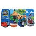 2017 Tren Thomas Calcetines Niños de Dibujos Animados Calcetines de Algodón Niños Calcetines de la muchacha 3d Invierno Caliente de Alta Calidad 2-10 Años Los Niños calcetines