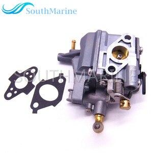 Image 3 - Buitenboordmotor F2.6 04000200 Carburateur Assy en F2.6 04000018 F2.6 04000010 Pakkingen voor Parsun 4 takt F2.6 Boot Motor