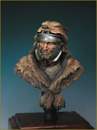 Executive Standard-bearer Of The Roman Empire