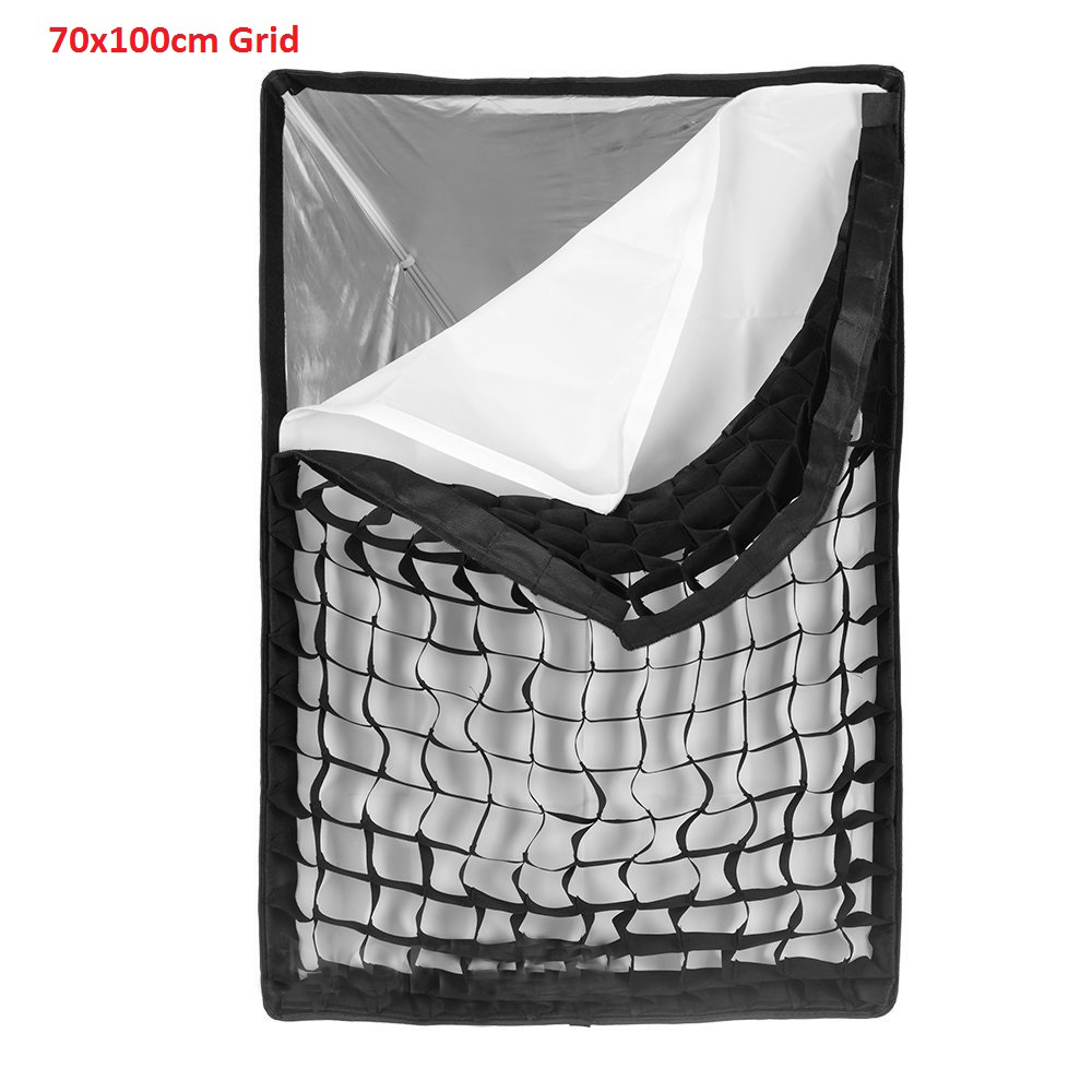 SUPON 29x 40 70x100cm Honeycomb Grid for Softbox soft box Studio Strobe Flash Light image