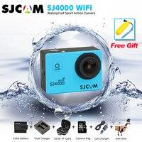 2 0 Original SJCAM Sj4000 Series SJ4000wifi 1080P Full HD Mini Action Camera 30m Waterproof Sports