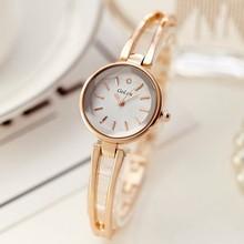 Relojes Mujer New Brand Fashion Wristwatches Women Alloy Ban