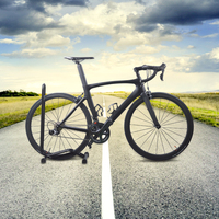 Only 7 9kg 700C Carbon Fiber Complete Bicycle Cycling BICICLETTA Racing Road Bike With Ultegra 6800