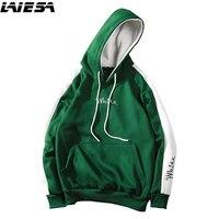 LIESA Casual Mens Hoody Sweatshirts Men Hoodie Autumn Spring Itself Sportswear Hip Hop Sweatshirt Streetwear Hooded