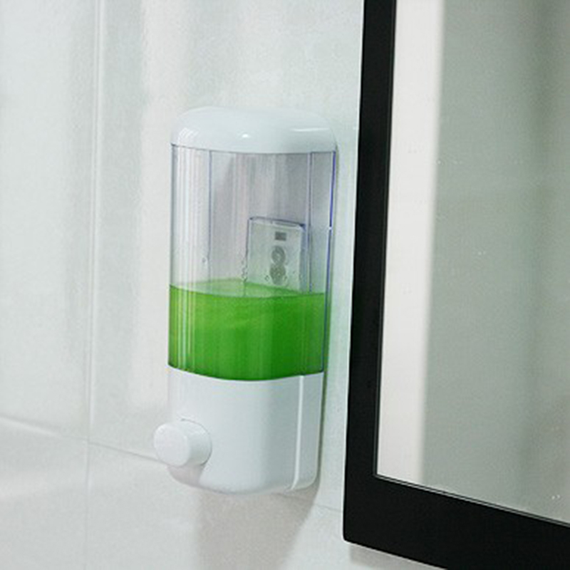 . Bathroom Soap Dispenser Wall Mounted
