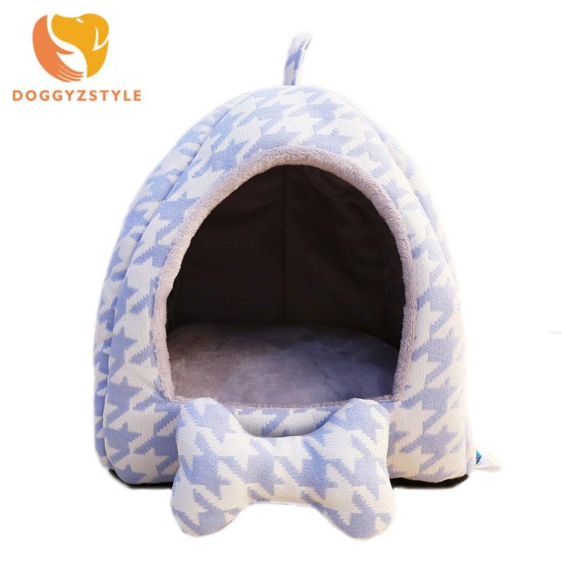 Pet dog cat house