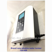 Best Selling Automatic Household Alkaline Water Ionizer with 3paltes,CE certificated OH-806-3W