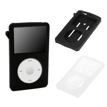 Classic 80GB 120GB 160GB For iPod Silicone Skin Cover Case for ipod Video Gen 5th(China)