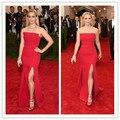 Mgc23 знаменитости платья встретился гала разрез красный риз уизерспун русалка вечерние платья ну вечеринку платья халат де вечер