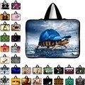 Funda Portatil Bolsas Soft Mini 7 Tablet 10 12 13 14 15 17 Laptop Notebook PC Sleeve Handle Bag Shockproof Cover Carry Cases Bag