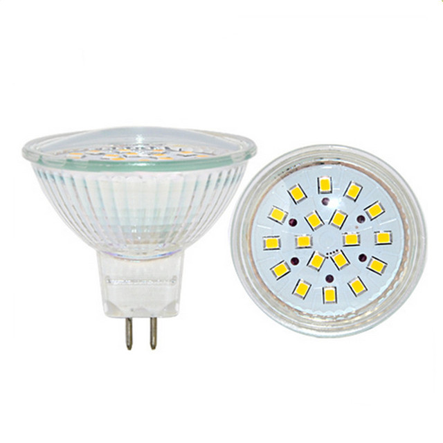 2015 New Mr16 Dc12v Led Spot Light Warm White For Home Indoor