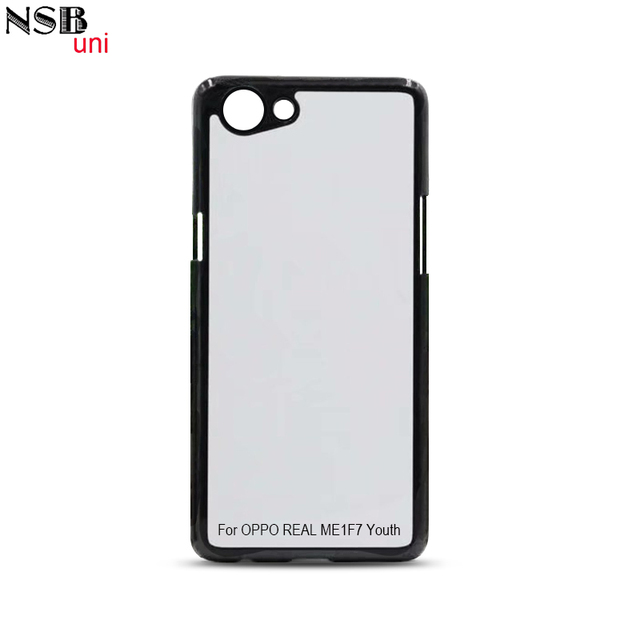 2ed617011 NSBuni 2D Blank PC Back Phone Case For OPPO REAL ME1F7 Print Phone Case DIY  Cell