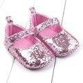 Cotton Shoes Soft Bottom Bebe Girls First Walker Toddler Baby Shoes Sequin Infant Soft Sole First Walker