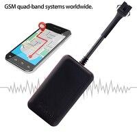 VEHEMO GPS/AGPS 10m GSM GPS Tracker Car GPS Tracker Anti Theft Alarm Auto Premium GPS Tracker APP Query Motorcycle for Locator