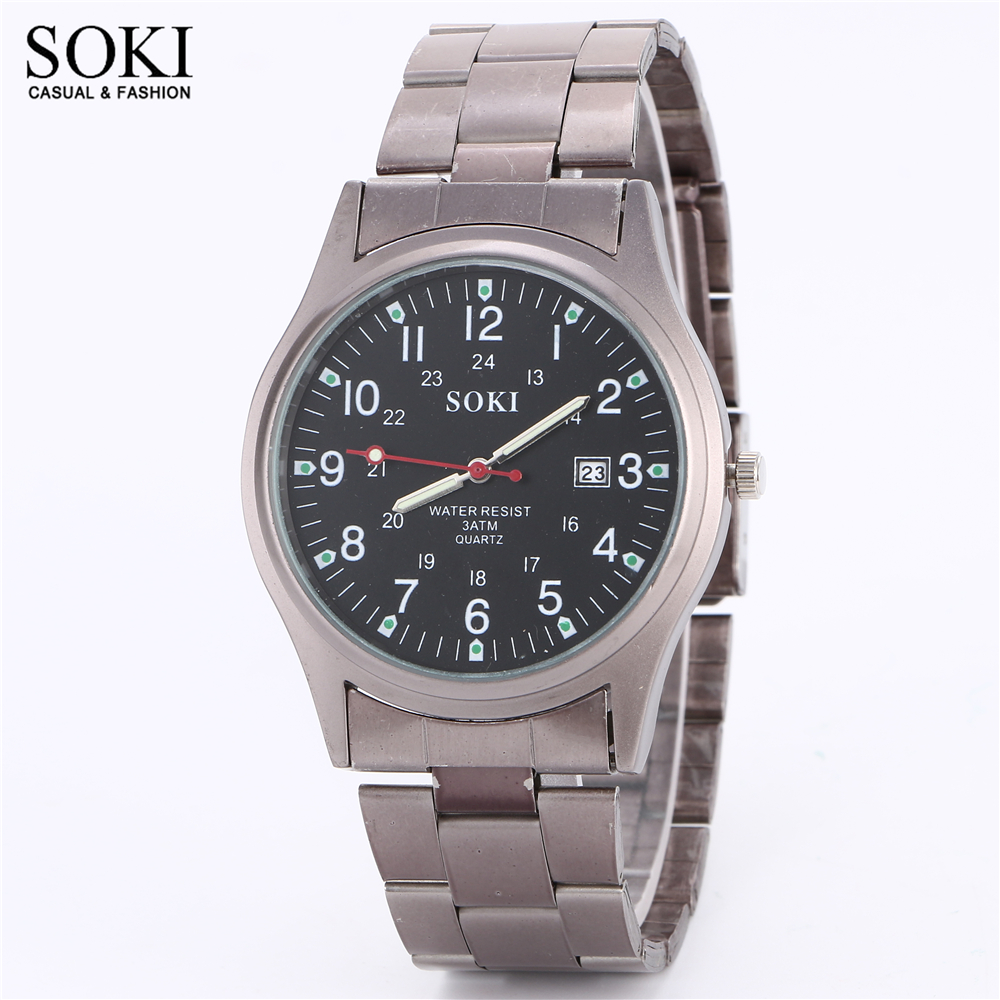 2016 brand soki fashion s watches and unique
