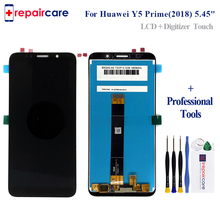5.45 For Huawei Y5 Prime 2018 LCD Display Touch Screen Digitizer Assembly Replacement for DRA-L02 DRA-L22 DRA-LX2 lcd