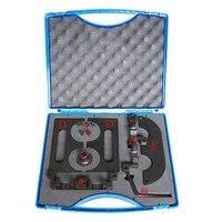 Автомобиль gargue Инструменты 15 шт. распределительного средство выравнивания для BMW S85 M5 Двигатели для автомобиля сроки блокировки tool kit